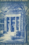 Bulletin of the University of Nebraska: Annual Catalog of the College of Medicine, 1948-1949