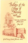 Bulletin of the College of Nursing, 1978-1980