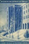 Bulletin of the School of Nursing, 1948-1949