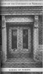 Bulletin of the School of Nursing, 1942-1943