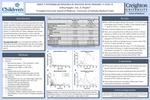 Direct Hyperbilirubinemia in Infants with Trisomy 13 and 18