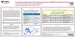 Evaluation of Biomedical Informatics Component of NIGMS Funded IDeA-CTR programs