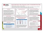 Beyond Safe Harbor: Risk of Exposing Location in De-Identified Clinical Data