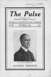 The Pulse, Volume 08, No. 1, 1913 by University of Nebraska College of Medicine