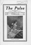 The Pulse, Volume 08, No. 3, 1913