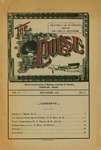 The Pulse, Volume 08, No. 4, 1913 by University of Nebraska College of Medicine