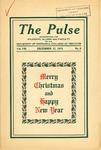 The Pulse, Volume 08, No.5, 1913 by University of Nebraska College of Medicine