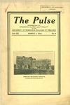 The Pulse, Volume 08, No. 9, 1914 by University of Nebraska College of Medicine