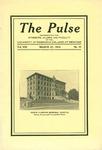 The Pulse, Volume 08, No. 10, 1914 by University of Nebraska College of Medicine