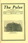 The Pulse, Volume 08, No. 11, 1914 by University of Nebraska College of Medicine