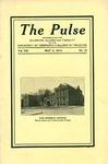The Pulse, Volume 08, No. 12, 1914 by University of Nebraska College of Medicine