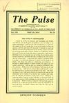 The Pulse, Volume 08, No. 13, 1914 by University of Nebraska College of Medicine