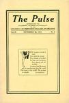 The Pulse, Volume 09, No. 3, 1914 by University of Nebraska College of Medicine