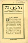 The Pulse, Volume 09, No. 9 1915