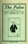 The Pulse, Volume 10, No. 1, 1915