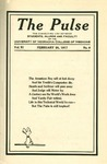 The Pulse, Volume 11, No. 6, 1917