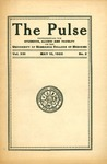 The Pulse, Volume 13, No. 2, 1920