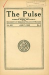 The Pulse, Volume 13, No. 3, 1920