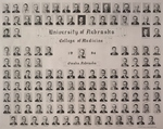 University of Nebraska College of Medicine Class of 1954