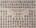 University of Nebraska College of Medicine Class of 1958