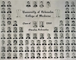 University of Nebraska College of Medicine Class of 1960