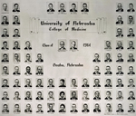 University of Nebraska College of Medicine Class of 1961