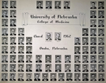 University of Nebraska College of Medicine Class of 1962
