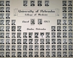 University of Nebraska College of Medicine Class of 1963
