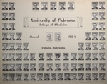 University of Nebraska College of Medicine Class of 1964
