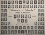 University of Nebraska College of Medicine Class of 1967