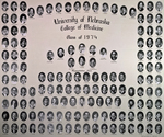 University of Nebraska College of Medicine Class of 1974