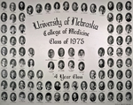 University of Nebraska College of Medicine Class of 1975 (4 Year)