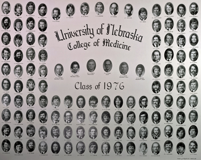 "Dennis Dillon Caldwell >> ""University of Nebraska College of Medicine Class of 1976"""