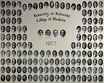 University of Nebraska College of Medicine Class of 1977