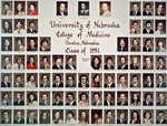 University of Nebraska College of Medicine Class of 1981