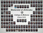 University of Nebraska College of Medicine Class of 2005