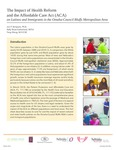 Impact of Health Reform on Latinos and Immigrants in the Omaha-Council Bluffs Metropolitan Area