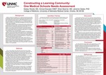 Constructing a Learning Community: One Medical Schools Needs Assessment