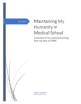 Maintaining My Humanity in Medical School by Max Lydiatt