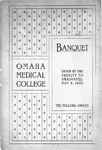 Banquet Omaha Medical College