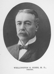 Wellington S. Gibbs, M.D. (1845-1926)