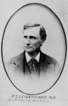 Peter S. Leisenring, M.D. (1829-?) by Omaha Medical College