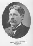 Hans P. Jensen, M.D. (1844-1913) by Omaha Medical College