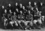Omaha Medical College-Football Team by Omaha Medical College