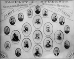 Nebraska School of Medicine, Preparatory, Class of 1800, 1881