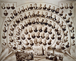 Omaha Medical College Class of 1894, 1895, 1896 by Omaha Medical College