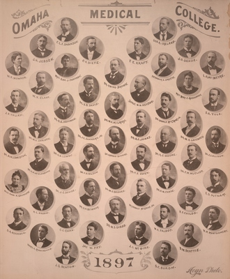Omaha Medical College Class of 1897
