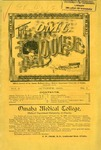 OMC Pulse, Volume 02, No. 1, 1898 by Omaha Medical College