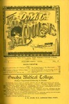 OMC Pulse, Volume 02, No. 5, 1899 by Omaha Medical College