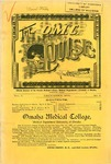 OMC Pulse, Volume 03, No. 3, 1899 by Omaha Medical College